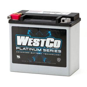 WCP14 Westco Platinum Motorcycle Battery 12V 12Ah