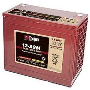 Trojan 12 AGM Deep Cycle Battery