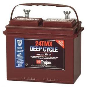 24TMX Trojan Battery Deep Cycle