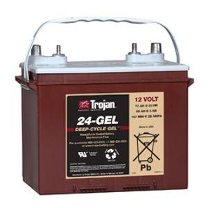 24-GEL Trojan Battery 12V 77Ah