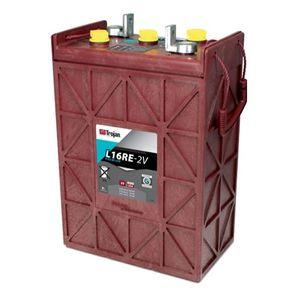 Trojan L16RE-2V Deep Cycle Battery