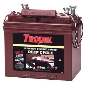 SCS150 Trojan Battery Deep Cycle