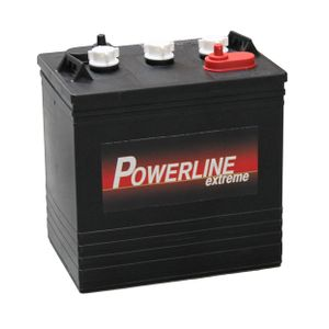 T125 Powerline Battery Deep Cycle