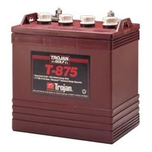 T-875 Trojan Battery Deep Cycle (T875)