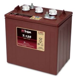 T-125 Trojan Battery Deep Cycle (T125)