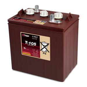 105 Trojan Battery Automotive Posts(AP) Deep Cycle (T105)