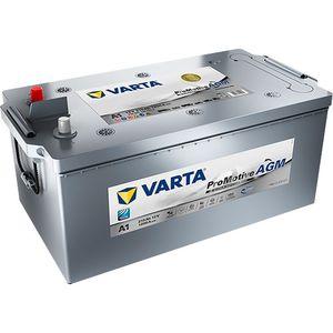 A1 VARTA PROMOTIVE AGM 12V 210Ah 710901120