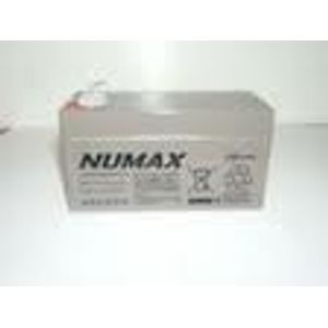 SLA3.2-12 Numax Sealed Lead Acid Battery 3.2Ah