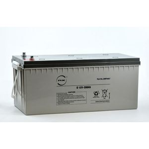 LSLC200-12 Lucas AGM Battery 12V 200Ah