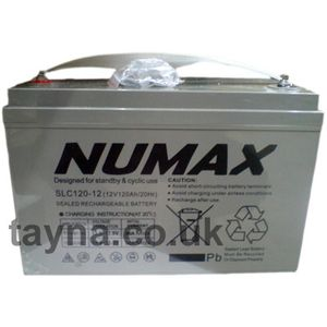 Numax SLC120-12 12V 120Ah