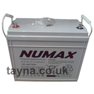 Numax SLC140-12 AGM Battery 12V 140Ah