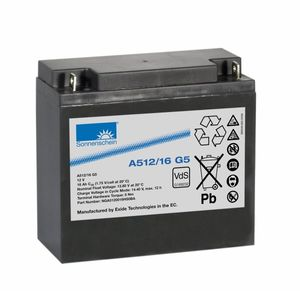 Sonnenschein A512/16 G5 Network Power Battery (NGA5120016HS0BA)