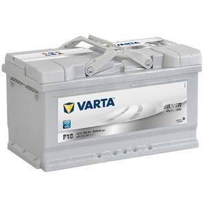 F18 Varta Silver Dynamic Car Battery 85Ah