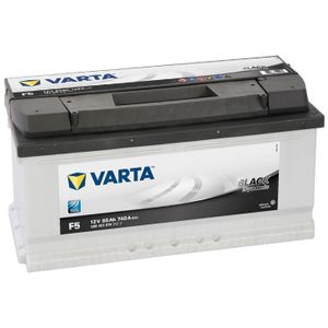 F5 Varta Black Dynamic Car Battery 12V 85Ah