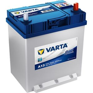 A13 Varta Blue Dynamic Car Battery 12V 40Ah (540125033) (054H)