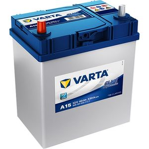A15 Varta Blue Dynamic Car Battery 12V 40Ah (540127033) (055)