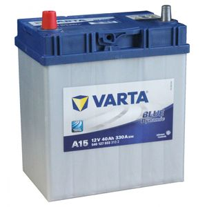 A15 Varta Blue Dynamic Car Battery 12V 40Ah (540127033) (055)