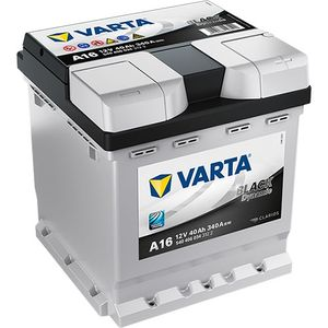 A16 Varta Black Dynamic Car Battery 12V 40Ah Type 202 540406034