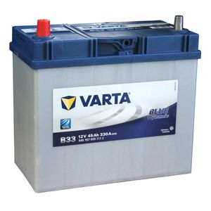 B33 Varta Blue Dynamic Car Battery 12V 45Ah (545157033) (155)