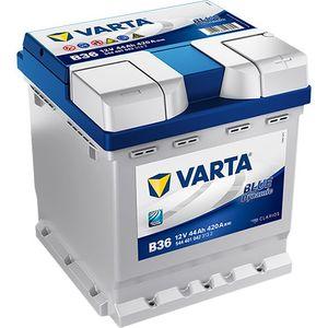 B36 Varta Blue Dynamic Car Battery 12V 44Ah (544401042) (002L 202)