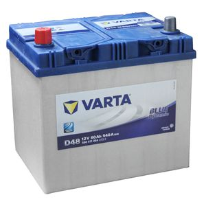 D48 Varta Blue Dynamic Car Battery 12V 60Ah (560411054) (005R)