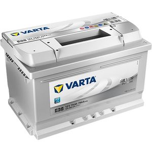 E38 Varta Silver Dynamic Car Battery 74Ah (096 / 100)