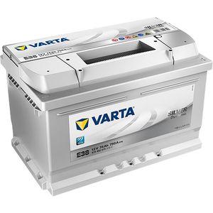 E38 Varta Silver Dynamic Car Battery 74Ah (096 / 100)