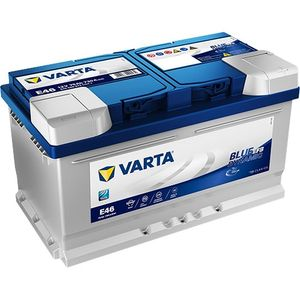 E46 Varta Start-Stop EFB Car Battery 12V 75Ah (575 500 073) Type 110
