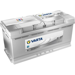 I1 Varta Silver Dynamic Car Battery 110Ah
