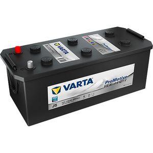622 (J5) VARTA PROMOTIVE BLACK 12V 130Ah 630014068