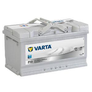 F19 Varta Silver Dynamic Car Battery 85Ah