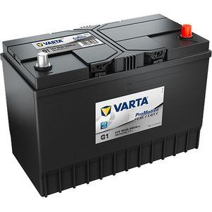 643 (G1) VARTA PROMOTIVE BLACK 12V 90Ah 590040054