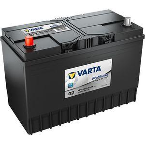 644 (G2) VARTA PROMOTIVE BLACK 12V 90Ah 590041054