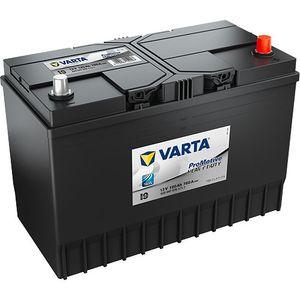 I9 VARTA PROMOTIVE Battery 12V 120Ah 620047078 663