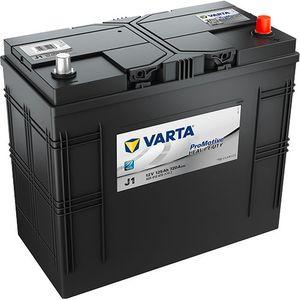 647 (J1) VARTA PROMOTIVE BLACK 12V 125Ah 625012072